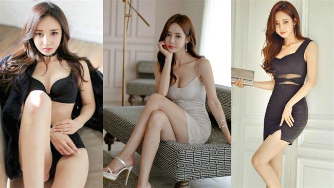 南韓十大網紅 「胸」湧腰瘦如妖精!