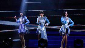 日女團Perfume1日在台開唱。(圖/雅幕斯娛樂提供)