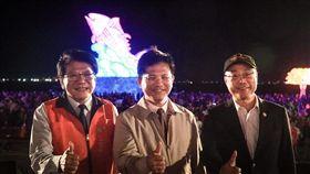 屏東,台灣燈會,林佳龍(圖/翻攝自臉書