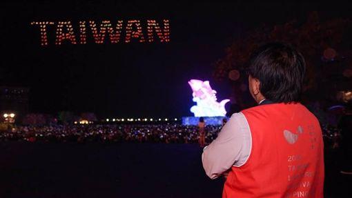 台灣燈會在屏東 縣長潘孟安大獲好評 圖/潘孟安臉書