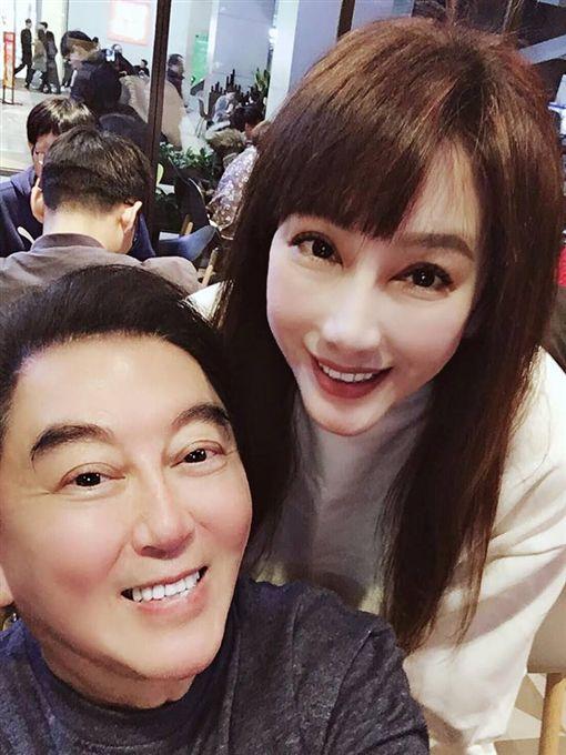 高國華,陳子璇(圖/臉書)