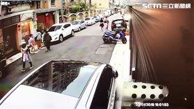 台北市士林區1名7旬老婦,疑遭女兒痛毆致死,警方訊後將林女依殺害直系親屬罪移送法辦(翻攝畫面)