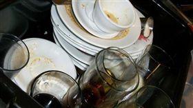 洗碗、家事(圖/pixabay)