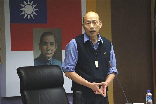 基進黨,中國,高雄,兩岸小組,韓國瑜 圖/高雄市政府提供