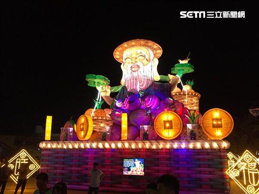 2019台灣燈會,台灣燈會,屏東,珊瑚之心,觀光局,屏東燈會