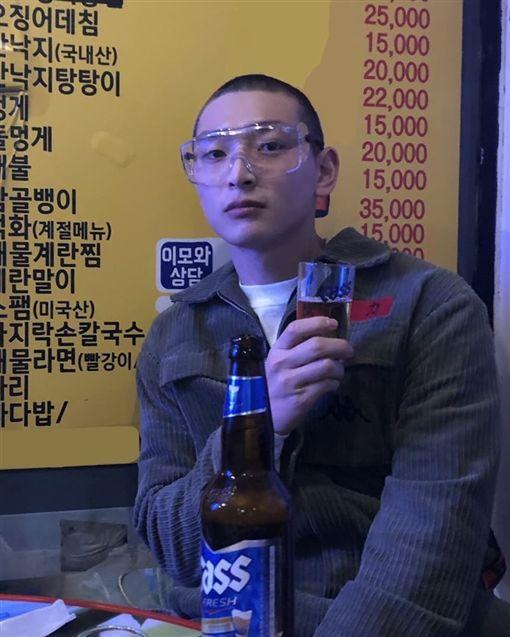 SHINee,KEY,VIXX,2AM,N,珍雲,當兵 (圖/IG)