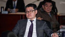 國民黨台北市議員徐弘庭。 圖/記者林敬旻攝