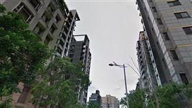 新富街。(圖/翻攝自GoogleMap)