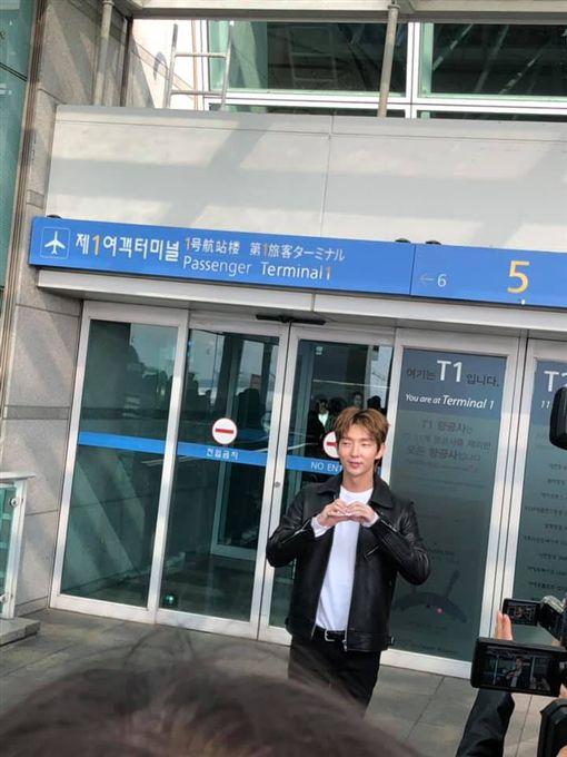 李準基,歐巴,韓國,旅遊,人夫,/翻攝自爆怨公社