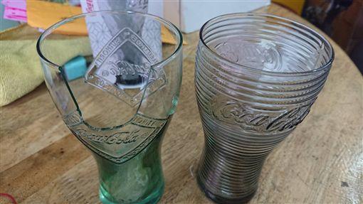 玻璃杯,割傷,麥當勞,世界盃