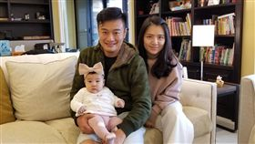 林佑星、老婆小妏 圖/翻攝自臉書