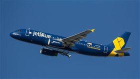 免費,出國,機票,抽獎,捷藍航空(圖/翻攝自JetBlue臉書)