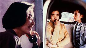 林青霞《滾滾紅塵》電影劇照。(圖/甲上娛樂提供)