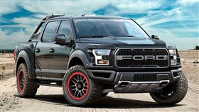 ▲Roush Performance改裝Ford F-150 Raptor。(圖/翻攝網站)