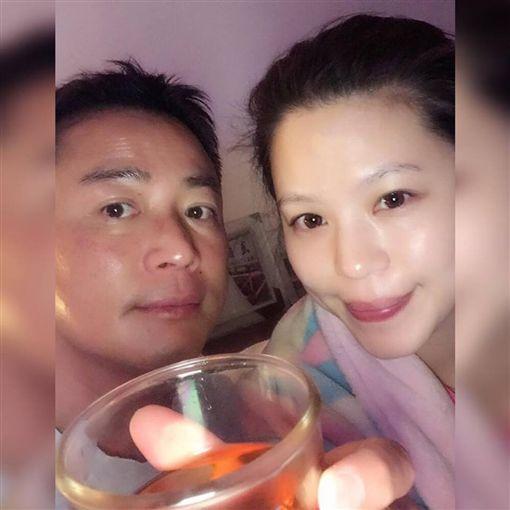 江宏恩、老婆凡妮莎圖/翻攝自臉書