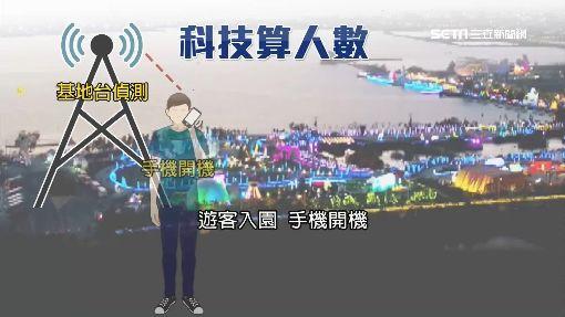 保證沒灌水!屏燈會1339萬人 靠「手機偵測」