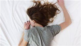 睡覺、睡眠示意圖/pixabay