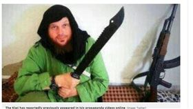 前紐西蘭職業軍人加入IS,遺憾未曾擁有過性奴。(圖/翻攝自鏡報)