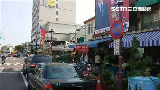 台南,謝龍介,服務處,水果刀,紙條