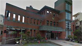 台中市第五分局東山派出所外觀(翻攝Google Map)