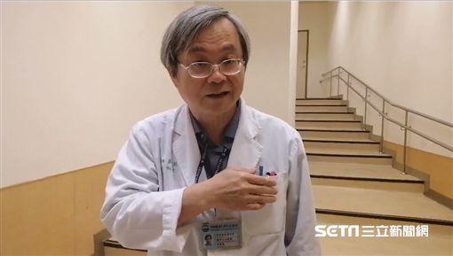 58歲大叔得乳癌/台中中國附醫提供