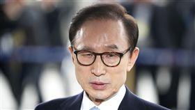 前南韓總統李明博疑涉貪/(圖/美聯社/達志影像)