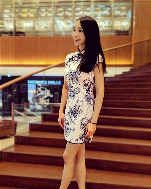 Athena Lin (圖/IG)