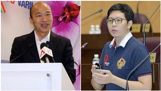 打韓遭連署罷免 王浩宇:算什麼民主