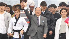 王金平宣布參選2020中華民國總統,記者林士傑攝影