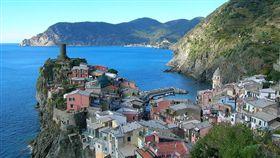 義大利 五鄉地 五漁村 翻攝維基百科