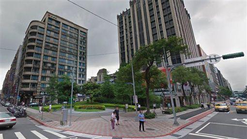 長安東。(圖/翻攝自GoogleMap)