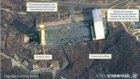 北韓西海衛星發射場。(圖/翻攝自CSIS官網)