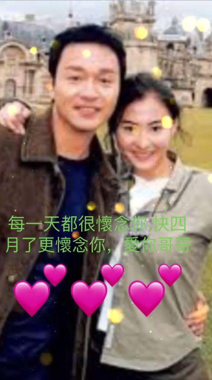 張柏芝,張國榮/翻攝自張柏芝IG