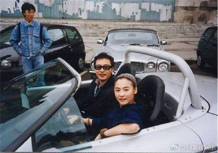 張柏芝,張國榮/翻攝自鳳凰網娛樂微博