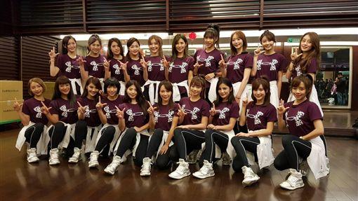 ▲Lamigirls目前有22位成員。(圖/記者劉彥池攝)