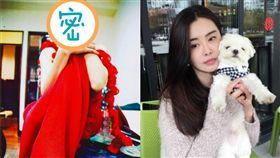 (圖/翻攝自IG)女神,王祖賢,美照,IG,真假