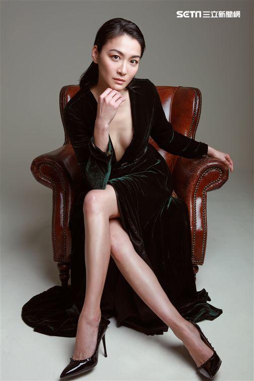 女星江祖平首度嘗試大開性感尺度。(圖/宏將多利安提供)