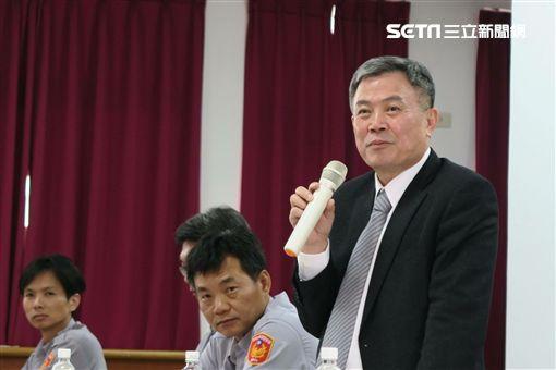 黃嘉祿,航空警察局局長