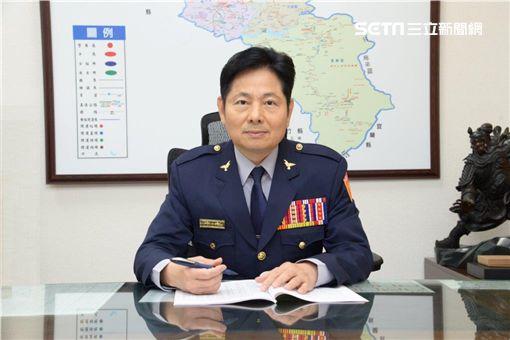 詹永茂,基隆市警察局局長