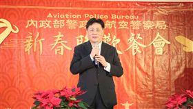 陳檡文,新北市警局局長,新北勢警局長