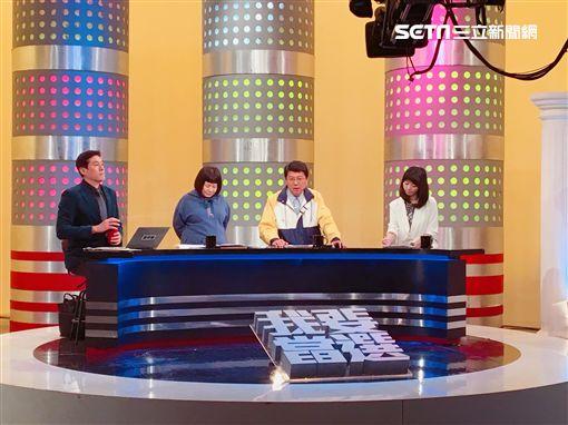 高嘉瑜WIN TV《我要當選》圖/WIN TV提供