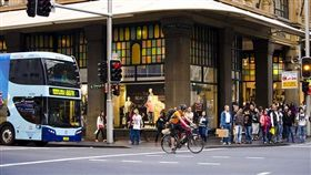 澳洲街景(圖/Pixabay)