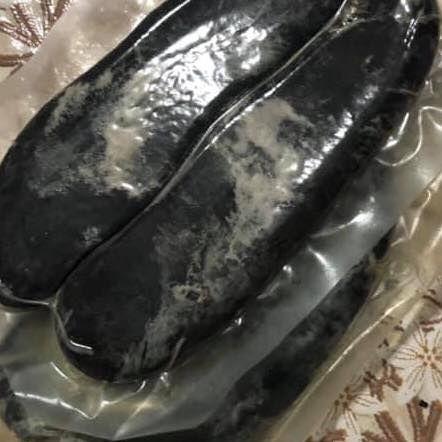 烏魚子,黑色,極品,爆廢公社公開版 圖/翻攝自臉書爆廢公社公開版