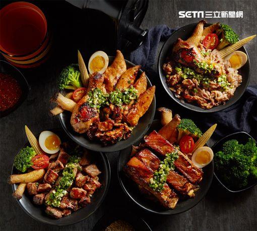 大戶屋,鹽麴檸檬豬肉鍋,全家,王品,CooK BEEF!,酷必,舒肥牛排飯