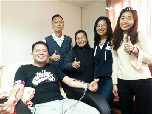慈濟基金會,慈濟骨髓幹細胞中心,陳瑋,陳峻穎,花蓮慈濟醫院,捐贈骨髓