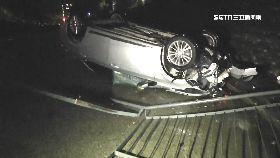 車衝墜排溝1200