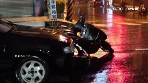 男撞機車遭逮嗆警 霸氣警:酒駕就是殺人