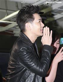 潘瑋柏Alpha創使者世界巡迴演唱會2019台北站出席嘉賓林志穎。(記者林士傑/攝影)