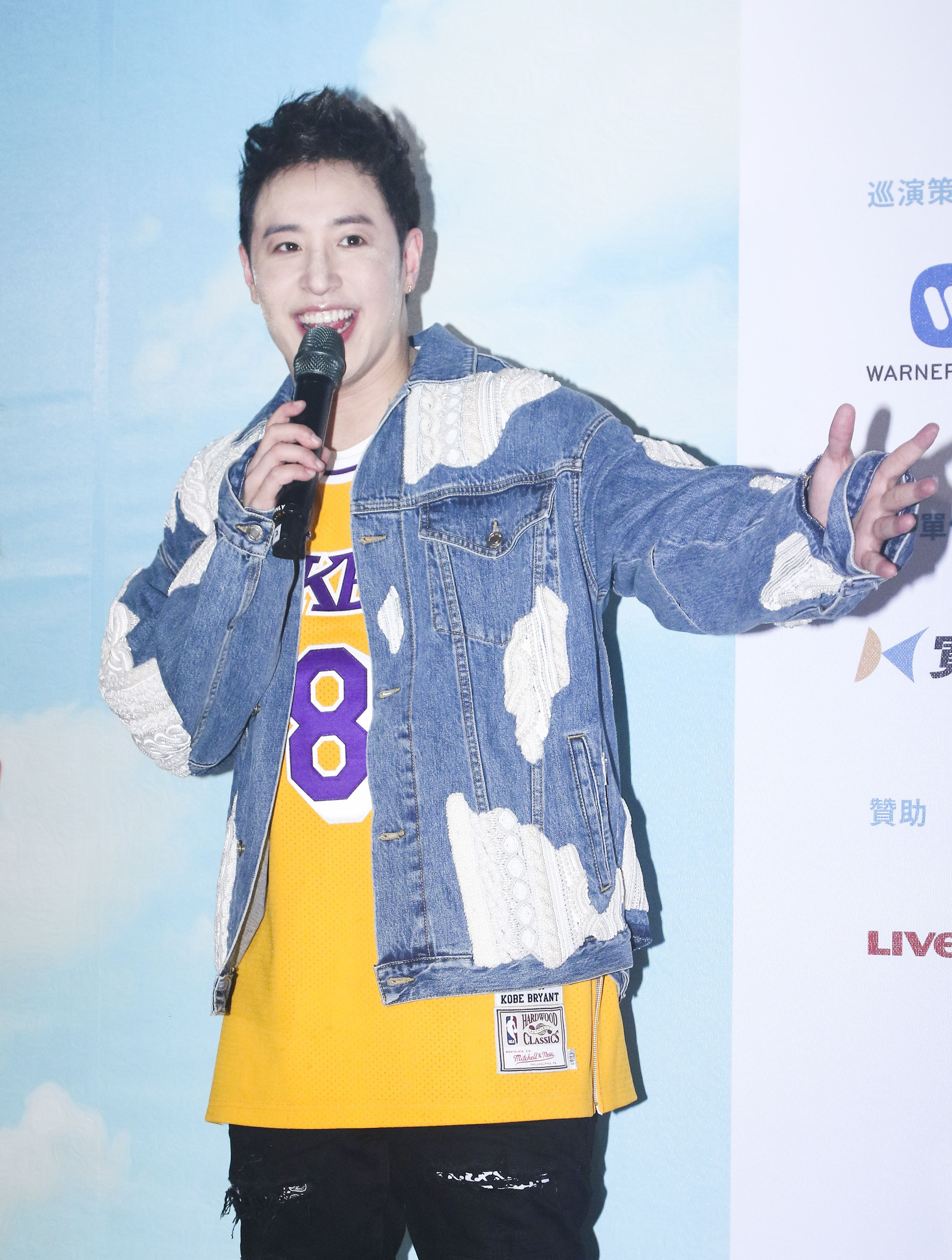 潘瑋柏Alpha創使者世界巡迴演唱會2019台北站慶功宴。(記者林士傑/攝影)
