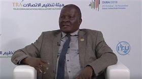 馬拉威國土安全部部長道西Nicholas Dausi(圖/翻攝自YouTube)